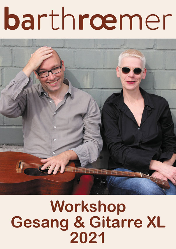 Workshop Gesang und Gitarre XL 2021